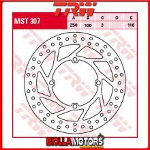 MST307 DISCO FRENO ANTERIORE TRW Suzuki RM-Z 250 2004-2006 [RIGIDO - ]