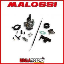 1611027 KIT CARBURATORE MALOSSI PHBG 19 AS PEUGEOT TREKKER 50 2T - -