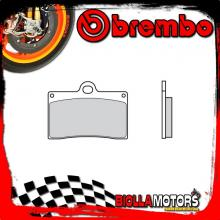 07BB15RC PASTIGLIE FRENO ANTERIORE BREMBO SACHS X-ROAD 4T 2005- 125CC [RC - RACING]