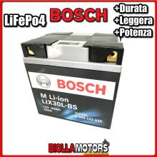 LIX30L BATTERIA LITIO BOSCH YIX30L-BS LifePo4 0986122635 YIX30LBS MOTO SCOOTER QUAD CROSS