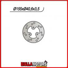 659438 DISCO FRENO ANTERIORE NG GILERA Easy Moving 50CC 1995/1996 438 155/66/40,6/3,5//3/8,5