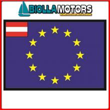 3401130 BANDIERA AUSTRIA UE 30X45CM Bandiera Austria UE