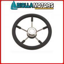 4645836 VOLANTE D350 P/STEEL BLACK Volante Classic P/Steel