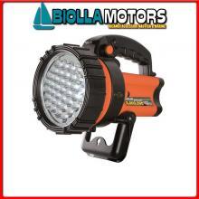 2121230 PROIETTORE ORANGE-LED 3000K CP Torcia Fog Cannon