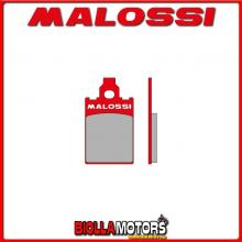 6215050BR COPPIA PASTIGLIE FRENO MALOSSI Anteriori BETA CHRONO 50 2T MHR Anteriori - per veicoli PRODOTTI 1992 --> 1994