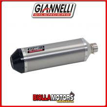 73804T6Y+71210IN TERMINALE GIANNELLI IPERSPORT BMW C 650 GT 2012-2015 TITANIO/CARBONIO + COLLETTORE RACING