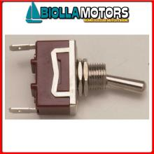2101002 INTERRUTTORE AA 2T 15A OFF/ON Interruttore Toggle AA 2/3
