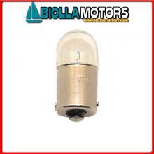 2162405 LAMPADINA UNIPOLARE SMALL 24V 5W Lampadine Unipolari - Bulbo Piccolo