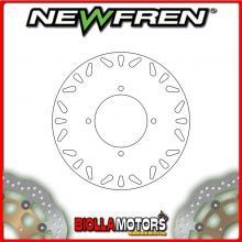 DF4078A DISCO FRENO POSTERIORE NEWFREN MBK KILIBRE 300cc 2003-2006 FISSO