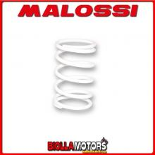 2916113.W0 MOLLA CONTRASTO VARIATORE MALOSSI BIANCA KYMCO XCITING 400I S IE 4T LC EURO 4 2018-> (SK80C) (D. ESTERNO 67,9X120 MM