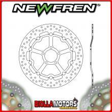 DF5199AF DISCO FRENO ANTERIORE NEWFREN KAWASAKI ZXR 400cc 1989-1990 FLOTTANTE