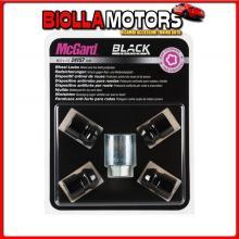 MG24157SUB MCGARD DADI CONICI, KIT 4 PZ - BLACK EDITION - F150 ALFA ROMEO 75 (06/85>12/94)