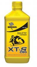 355039 OLIO BARDAHL XTS C60 5W40 LUBRIFICANTE PER MOTO 4T 1LT