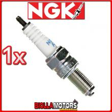 1 CANDELA NGK CR8E BETA RR-LC - Engine Minarelli 4-Stroke liquid 125CC 2010- CR8E