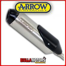 53502STP TERMINALE ARROW REFLEX APRILIA SPORT CITY 250 2006-2008 INOX/DARK