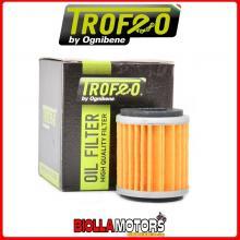 22TR140 FILTRO OLIO YAMAHA YFM250 RSE2-Y Raptor SE2 2009- 250CC TROFEO (HF140)