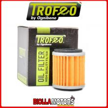22TR140 FILTRO OLIO YAMAHA WR450 F-Y,Z,A,B,D,E.F,G 5TJ,1HB,1DX 2009-2016 450CC TROFEO (HF140)