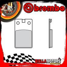 07008 PASTIGLIE FRENO ANTERIORE BREMBO FANTIC MOTOR TRIAL 1987-1988 50CC [ORGANIC]