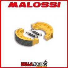6215834 GANASCE FRENO MALOSSI POSTERIORI FANTIC BIG WHEEL 50 2T