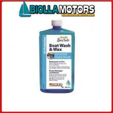 5731510 DETERGENTE BOAT WASH & WAX SEA SAFE 1 LT Detergente e Cera Star Brite 100% Sea Safe Wash & Wax
