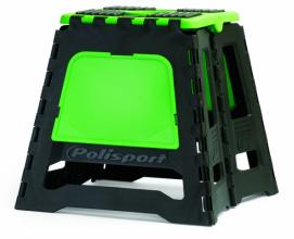 P8981500005 CAVALLETTO CROSS POLISPORT BIKE STAND VERDE