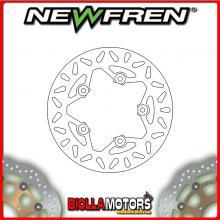 DF5155A DISCO FRENO POSTERIORE NEWFREN DUCATI 749cc (748cc) 2003-2006 FISSO