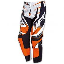 "PI04377F48 PANTALONI CROSS ""VOLTAGE"" ARANCIONE TAGLIA 48"