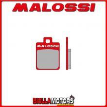 6215074 - 6215006BR COPPIA PASTIGLIE FRENO MALOSSI Posteriori PIAGGIO SUPER HEXAGON GTX 180 4T LC MHR Posteriori - per veicoli P