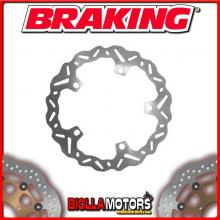 WK109R DISCO FRENO ANTERIORE DX BRAKING BMW S 1000 R 1000cc 2014-2015 WAVE FLOTTANTE