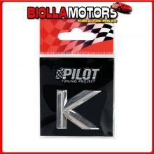 07071 PILOT 3D LETTERS TYPE-2 (26 MM) - K