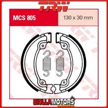 MCS805 GANASCE FRENO POSTERIORE TRW Honda CA 125 Rebel 1995-1996 [ORGANICA- ]