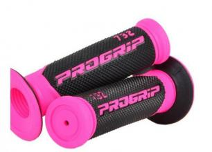 6-732/F FX MANOPOLE SCOOTER PROGRIP FLUO FUXIA