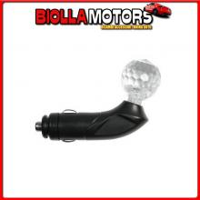 39096 LAMPA CRYSTAL-BALL 12V - BLU