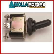 2101012 INTERRUTTORE WP 2T 10A OFF/ON< Interruttore MTM Toggle W/P