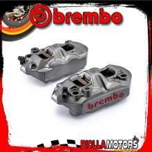 220A39710 PINZE FRENO RADIALI BREMBO M4 Ø34 TRIUMPH Daytona 675 2012- Ø310 [ANTERIORE]