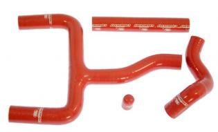 SAMCO ROUGE SILICONE TUYAUX TRSR-2 T/BOANO RR 300 2 T