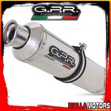 SCARICO COMPLETO GPR MALAGUTI MADISON 250 RS 250CC 2004-2005 OMOLOGATO/APPROVED 4ROAD ROUND YA.11.4RT