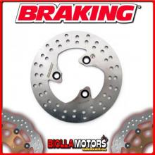 HO32FI FRONT BRAKE DISC SX BRAKING YAMAHA JOG R (Rear Drum Model) 50cc 2006 FIXED