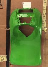 63598500XV2 SCUDO ANTERIORE VERDE APRILIA ORIGINALE SCARABEO DA VERNICIARE 50 2T E2 (ENG. PIAGGIO) 2010-2012