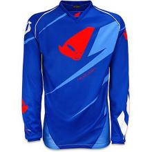 "MG04391C/XXL MAGLIA CROSS ENDURO UFO REVOLUTION ""MADE IN ITALY"" BLU TAGLIA XXL"