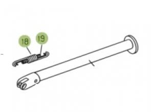 2248819 000 EXTERNAL STAND SPRING BETA RR 4T