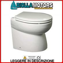 1320077 TOILET AQUAT PREMIUM LOW BEV 12V WC - Toilet Elettrica Ocean Luxury Silent Angolata