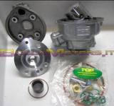 9921760.RC-2 CYLINDER KIT RACING Ø 49,5 PER MAXI KIT COD. 9921450 (PREPARATO IN SERIE LIMITATA DAL REPARTO CORSE)