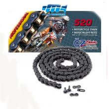 CZ520MG.118 CATENA CZ CHAINS 520 M ORO CROSS ENDURO - 118 MAGLIE 520 M
