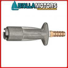 4036551 INNESTO M MERCURY SERB OLD Innesti Carburante per Motori Mercury (Vecchio Tipo)