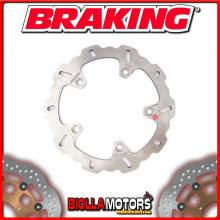 BW06RID DISCO FRENO POSTERIORE BRAKING BMW F 650 GS 800cc 2008-2012 WAVE FISSO