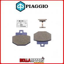 647161 PASTIGLIE FRENO ORIGINALE PIAGGIO VESPA 946 4T 3V ABS 125 2013-2013 M80100