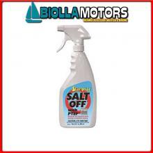 5732214 DETERGENTE PROTETTIVO SALTOFF PTEF 650ML Anti Sale Star Brite Salt-Off Protector
