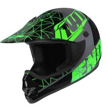 441927 CASCO CROSS BAMBINO NOEND ORIGAMI KID BLACK/GREEN SC02 YS