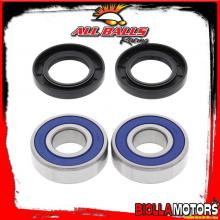 25-1379 KIT CUSCINETTI RUOTA ANTERIORE Triumph Speed Triple R 10 Spoke 1050cc 2015- ALL BALLS